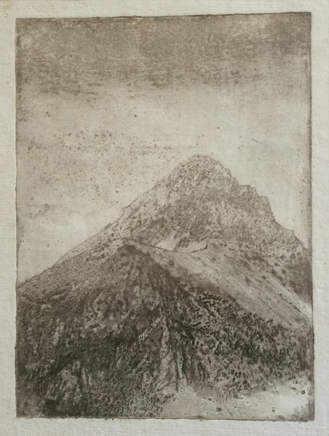 Jonkers, Bertus; Untitled, n.d., etching, SH11457