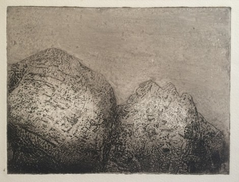 Jonkers, Bertus; Untitled, n.d., etching, SH11458
