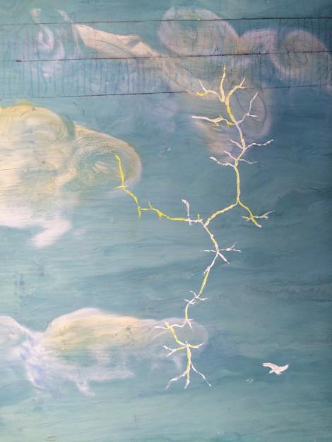Van Genk, Willem; Valle de los Caidos, detail