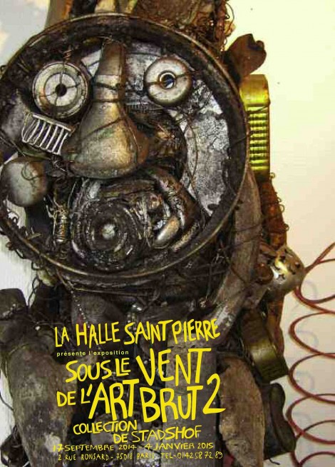 Sous le vent de l'art brut 2. Collection De Stadshof